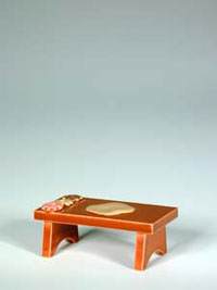Bäckertisch Bäckerengel