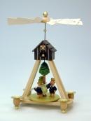 Pyramide Bergmannsbengel