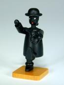 Miniatur Kaspar schwarz