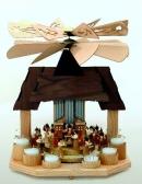 Kuhnert Ebenen Pyramide - Engelskapelle