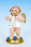 Ulbricht Engel weiß/gold mit Oboe