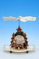 Ulbricht Teelichtpyramide Waldmann natur