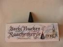 Ächt Bucker Raacherkerzle Weihrauch - Räucherkerzen