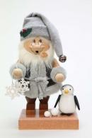 Ulbricht Räuchermann Wichtel Nordpol Santa