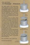 Original Huss Einkochtopf  Dr Eikochtopp  - Edelstahl für Räucherkerzen