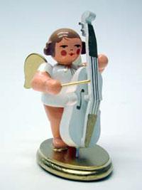 Engel mit Bass