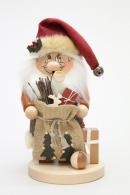 Christian Ulbricht Räuchermann Wichtel Weihnachtsmann