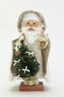 Christian Ulbricht Nussknacker Weihnachtsmann mit Pyramide