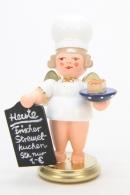 Christian Ulbricht Bäckerengel mit Streuselkuchen